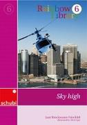 Cover-Bild zu Rainbow Library 6. Sky high von Brockmann-Fairchild, Jane