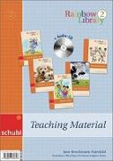 Cover-Bild zu Rainbow Library 2. Teaching Material von Brockmann-Fairchild, Jane