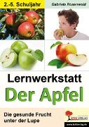 Cover-Bild zu Lernwerkstatt Der Apfel (eBook) von Rosenwald, Gabriela