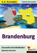 Cover-Bild zu Brandenburg (eBook) von Rosenwald, Gabriela