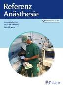 Cover-Bild zu Referenz Anästhesie von Zacharowski, Kai (Hrsg.)