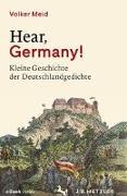 Cover-Bild zu Hear, Germany! von Meid, Volker