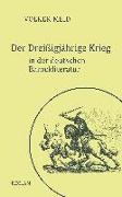 Cover-Bild zu Der Dreißigjährige Krieg in der deutschen Barockliteratur von Meid, Volker