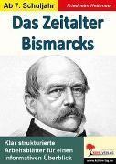 Cover-Bild zu Das Zeitalter Bismarcks (eBook) von Heitmann, Friedhelm