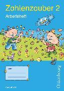 Cover-Bild zu Zahlenzauber, Mathematik für Grundschulen, Ausgabe G für Baden-Württemberg, Hessen, Rheinland-Pfalz und Saarland - 2010, 2. Schuljahr, Arbeitsheft mit eingelegtem Lösungsheft