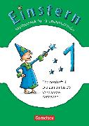 Cover-Bild zu Einstern, Mathematik, Ausgabe 2010, Band 1, Die Zahlen bis 20 - Verwandte Aufgaben, Themenheft 4 von Bauer, Roland