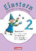 Cover-Bild zu Einstern, Mathematik, Ausgabe 2010, Band 2, Geld, Zeit, Längen - Daten, Häufigkeit, Wahrscheinlichkeit, Sachsituationen, Leihmaterial - Themenheft 5 von Bauer, Roland