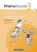 Cover-Bild zu Mathefreunde, Ausgabe Nord 2010 (Berlin, Brandenburg, Mecklenburg-Vorpommern, Sachsen-Anhalt), 3. Schuljahr, Handreichungen für den Unterricht, Mit Lernzielkontrollen, Beobachtungsbögen und Lösungen von Wallis, Edmund
