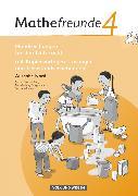 Cover-Bild zu Mathefreunde, Ausgabe Nord 2010 (Berlin, Brandenburg, Mecklenburg-Vorpommern, Sachsen-Anhalt), 4. Schuljahr, Handreichungen für den Unterricht, Mit Lernzielkontrollen, Beobachtungsbögen und Lösungen von Ladel, Silke