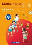 Cover-Bild zu Mathefreunde, Ausgabe Nord/Süd 2010, 3./4. Schuljahr, Inklusion, Materialmappe für den Unterricht, Handreichungen mit Kopiervorlagen und Kartonbeilagen