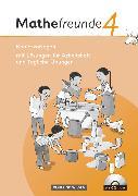 Cover-Bild zu Mathefreunde, Ausgabe Nord/Süd 2010, 4. Schuljahr, Kopiervorlagen mit CD-ROM, Mit Lösungen zum Arbeitsheft und Tägliche Übungen von Fischer, Karin