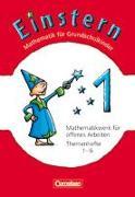 Cover-Bild zu Einstern, Mathematik, Ausgabe 2010, Band 1, Themenhefte 1-6 und Kartonbeilagen im Schuber, Verbrauchsmaterial von Bauer, Roland