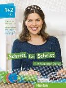 Cover-Bild zu Schritt für Schritt in Alltag und Beruf 1+2/ Medienpaket von Niebisch, Daniela