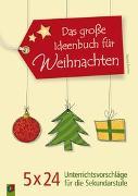 Cover-Bild zu Das große Ideenbuch für Weihnachten von Fischer, Hanna