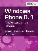 Cover-Bild zu Windows Phone 8.1 (eBook) von Fischer, Matthias