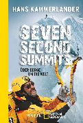 Cover-Bild zu Kammerlander, Hans: Seven Second Summits