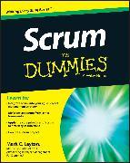 Cover-Bild zu Scrum For Dummies (eBook) von Layton, Mark C.