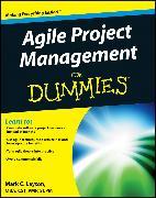 Cover-Bild zu Agile Project Management For Dummies (eBook) von Layton, Mark C.