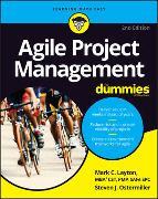 Cover-Bild zu Agile Project Management For Dummies von Layton, Mark C.