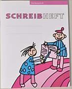 Cover-Bild zu Leseschlau - Schreibheft Basisschrift von Rickli, Ursula
