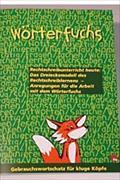 Cover-Bild zu Wörterfuchs von Rickli, Ursula