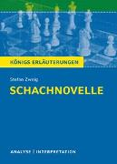Cover-Bild zu Zweig, Stefan: Schachnovelle von Stefan Zweig