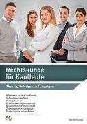 Cover-Bild zu Rechtskunde für Kaufleute von Mommendey, Fritz