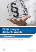 Cover-Bild zu Einführung in die Rechtskunde von Mommendey, Fritz