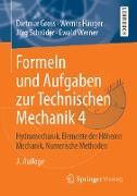 Cover-Bild zu Formeln und Aufgaben zur Technischen Mechanik 4 (eBook) von Gross, Dietmar