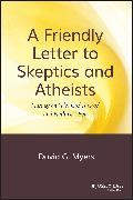 Cover-Bild zu A Friendly Letter to Skeptics and Atheists (eBook) von Myers, David G.