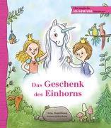 Cover-Bild zu Das magische ICH LESE VOR-Abenteuer: Das Geschenk des Einhorns von Motschiunig, Ulrike