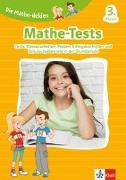 Cover-Bild zu Die Mathe-Helden: Mathe-Tests 3. Klasse