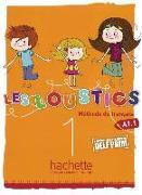 Cover-Bild zu Les Loustics 01. Livre de l'élève - Kursbuch von Denisot, Hugues