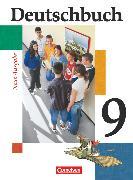Cover-Bild zu Deutschbuch Gymnasium, Allgemeine bisherige Ausgabe, 9. Schuljahr - 6-jährige Sekundarstufe I, Schülerbuch von Brenner, Gerd