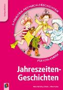 Cover-Bild zu 5-Minuten-Mitmach-Geschichten für Kita-Kinder: Jahreszeiten-Geschichten von Bartoli-y-Eckert, Petra