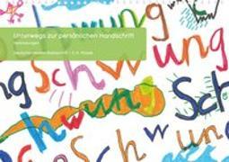 Cover-Bild zu Unterwegs zur persönlichen Handschrift von Jurt Betschart, Josy