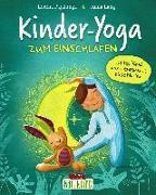 Cover-Bild zu Kinder-Yoga zum Einschlafen von Pajalunga, Lorena