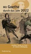 Cover-Bild zu Mit Goethe durch das Jahr 2022 von Klauß, Jochen