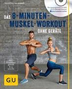 Cover-Bild zu Das 8-Minuten-Muskel-Workout ohne Geräte (mit DVD) von Tschirner, Thorsten