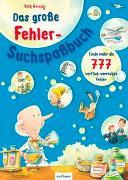 Cover-Bild zu Das große Fehler-Suchspaßbuch von Hennig, Dirk