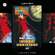 Cover-Bild zu Mehnert, Achim: Todesdrohung Schwarzer Raumer - Raumschiff Promet - Von Stern zu Stern, Folge 9 (Ungekürzt) (Audio Download)