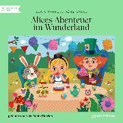 Cover-Bild zu Carroll, Lewis: Alices Abenteuer im Wunderland (Ungekürzt) (Audio Download)