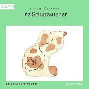 Cover-Bild zu Nesbit, E.: Die Schatzsucher (Ungekürzt) (Audio Download)