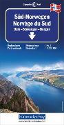 Cover-Bild zu Süd-Norwegen. 1:335'000