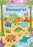 Cover-Bild zu Mein Immer-wieder-Stickerbuch: Dinosaurier