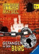 Cover-Bild zu Ravensburger Exit Room Rätsel: Gefangen in der Burg