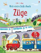 Cover-Bild zu Mein erstes Stickerbuch: Züge