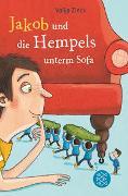 Cover-Bild zu Zinck, Valija: Jakob und die Hempels unterm Sofa