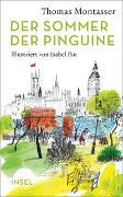 Cover-Bild zu Montasser, Thomas: Der Sommer der Pinguine