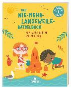 Cover-Bild zu Golding, Elizabeth: Das Nie-mehr-Langeweile-Rätselbuch